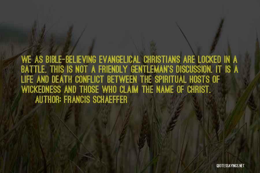 Francis Schaeffer Quotes 1942893