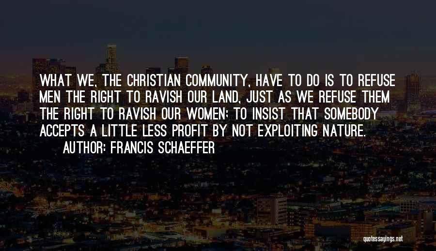 Francis Schaeffer Quotes 2020002