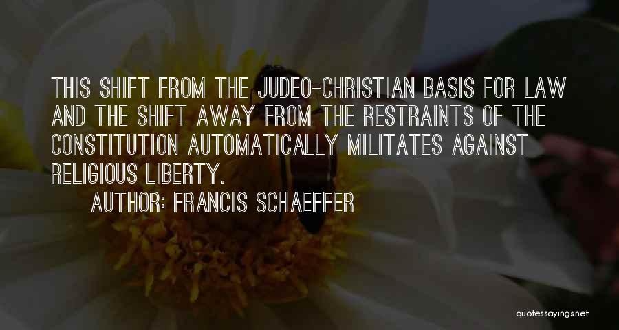 Francis Schaeffer Quotes 2195834