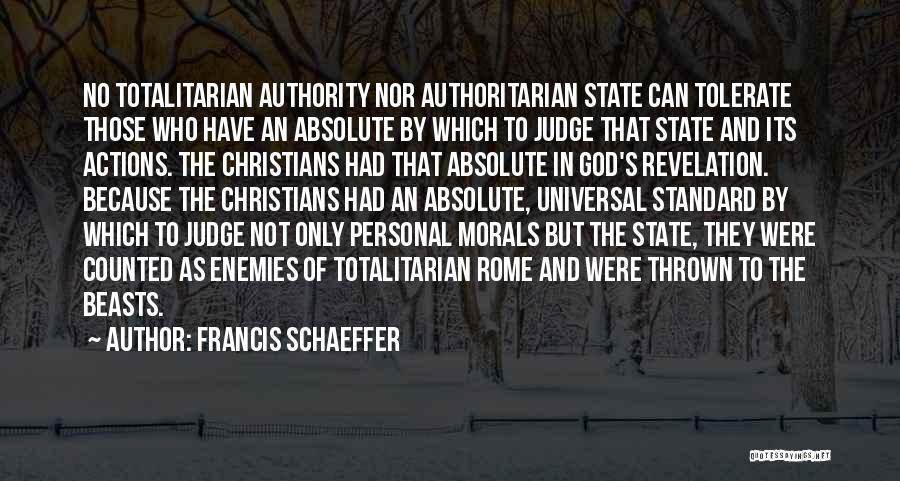 Francis Schaeffer Quotes 2206440