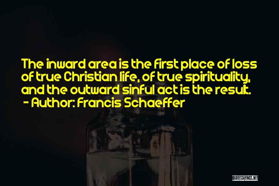 Francis Schaeffer Quotes 288379