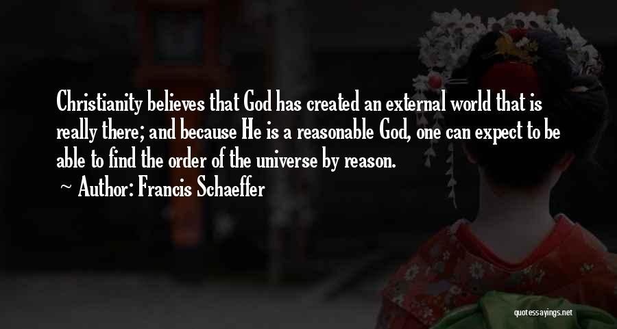 Francis Schaeffer Quotes 309420