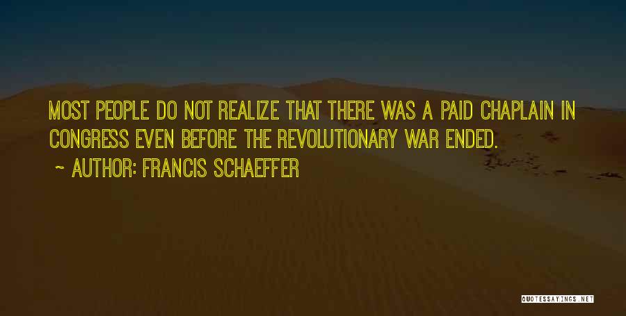 Francis Schaeffer Quotes 452661
