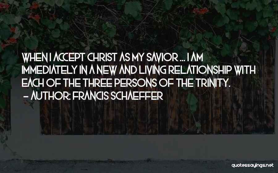 Francis Schaeffer Quotes 508714