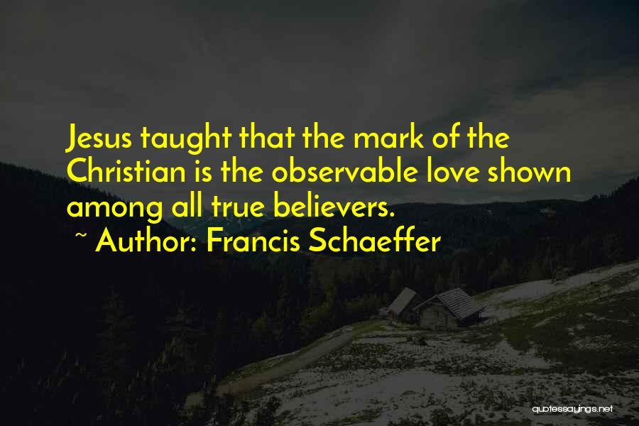 Francis Schaeffer Quotes 780493