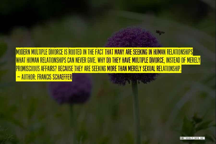 Francis Schaeffer Quotes 809005