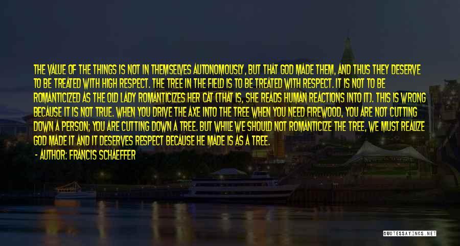 Francis Schaeffer Quotes 830615