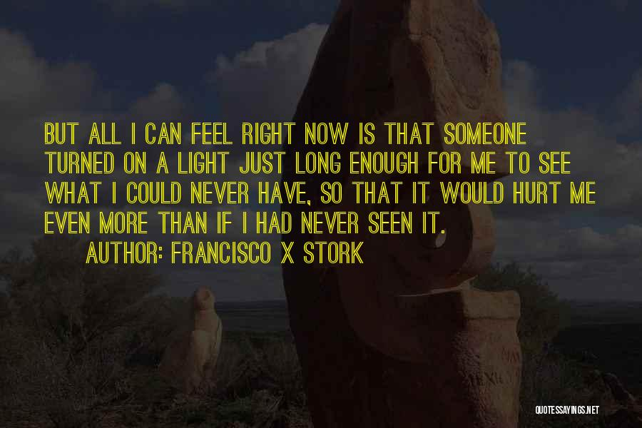 Francisco X Stork Quotes 1860665