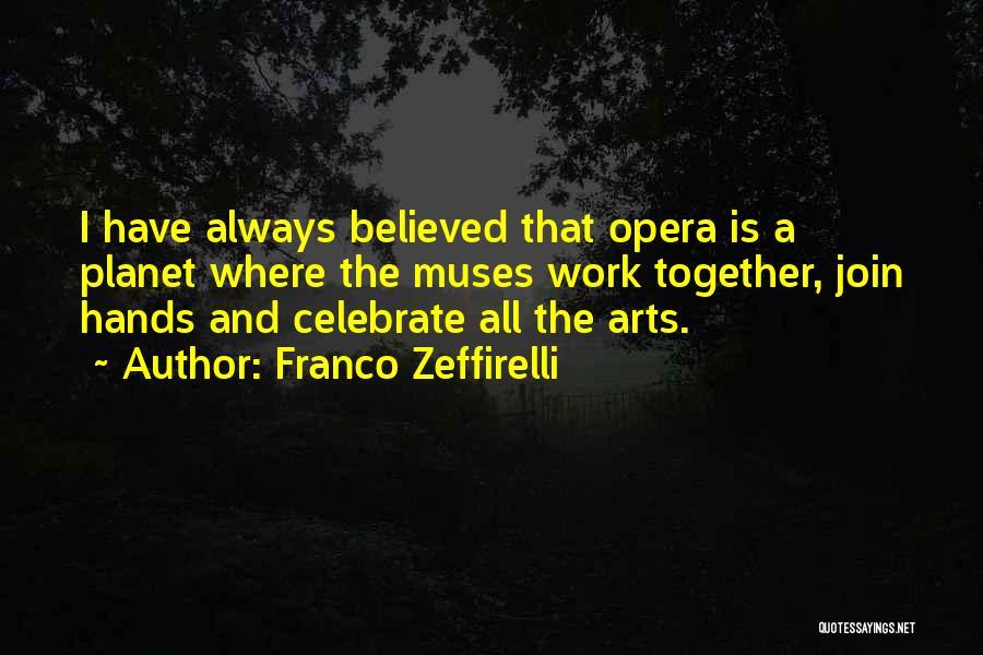 Franco Zeffirelli Quotes 604911