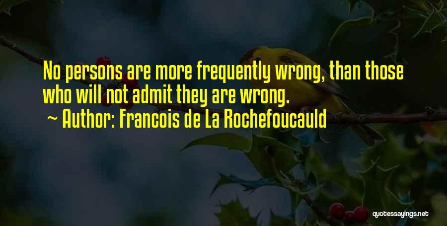Francois De La Rochefoucauld Quotes 1112790