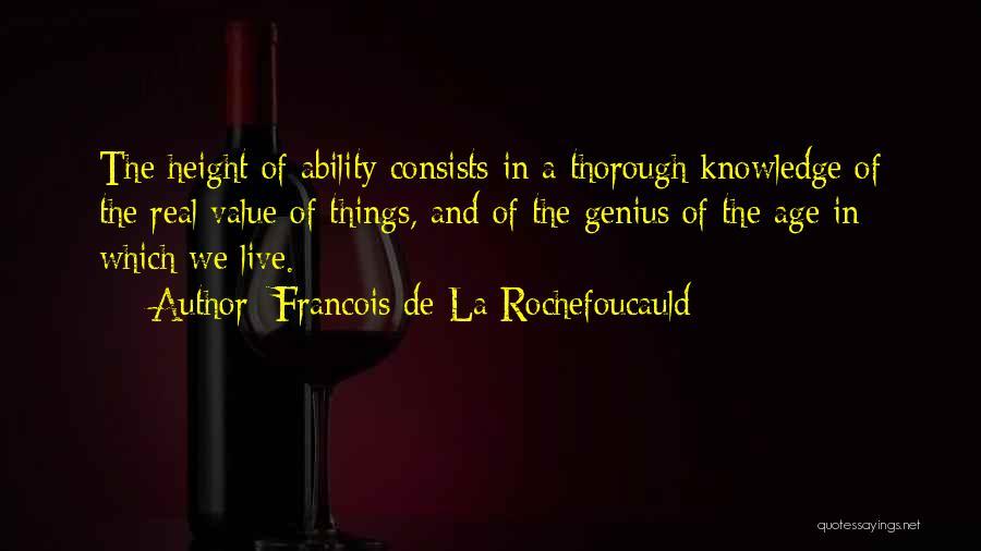 Francois De La Rochefoucauld Quotes 1184946