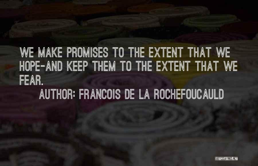Francois De La Rochefoucauld Quotes 1290027