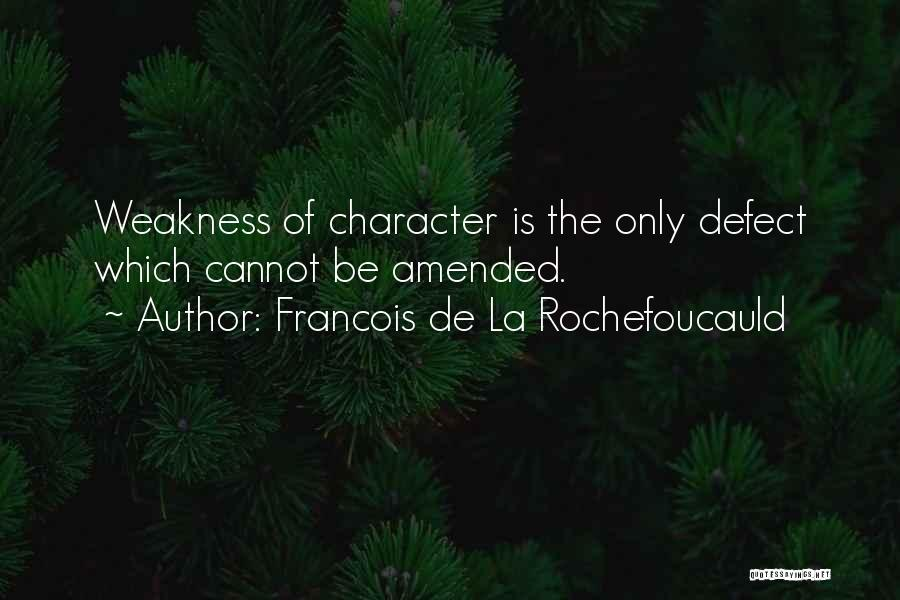 Francois De La Rochefoucauld Quotes 1320873