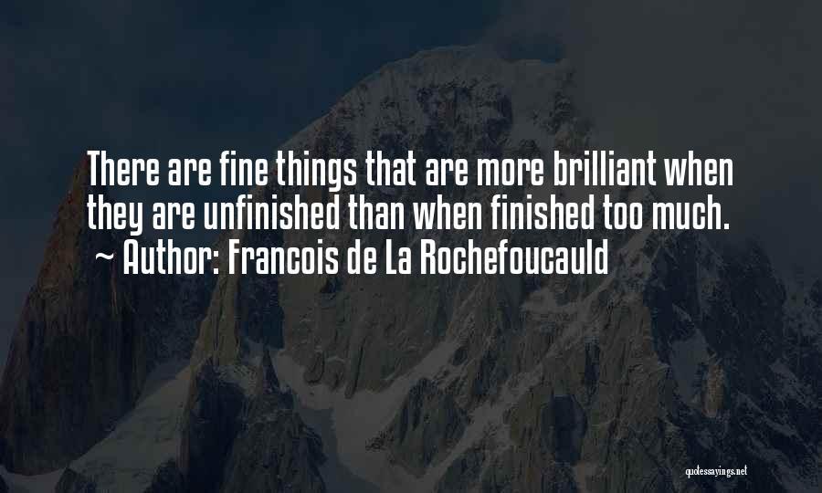 Francois De La Rochefoucauld Quotes 1330157