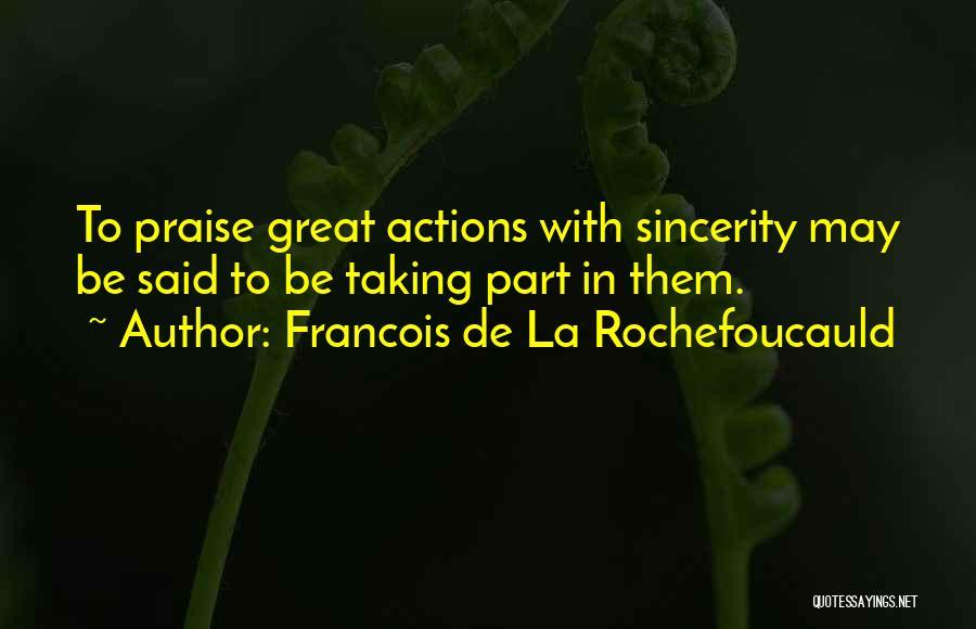 Francois De La Rochefoucauld Quotes 1344908