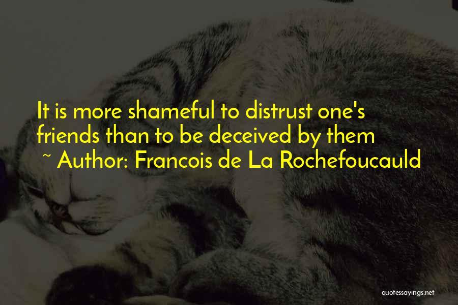 Francois De La Rochefoucauld Quotes 2049598