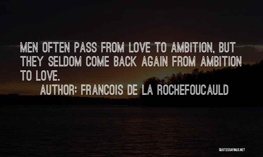 Francois De La Rochefoucauld Quotes 2226411