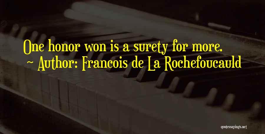Francois De La Rochefoucauld Quotes 285662