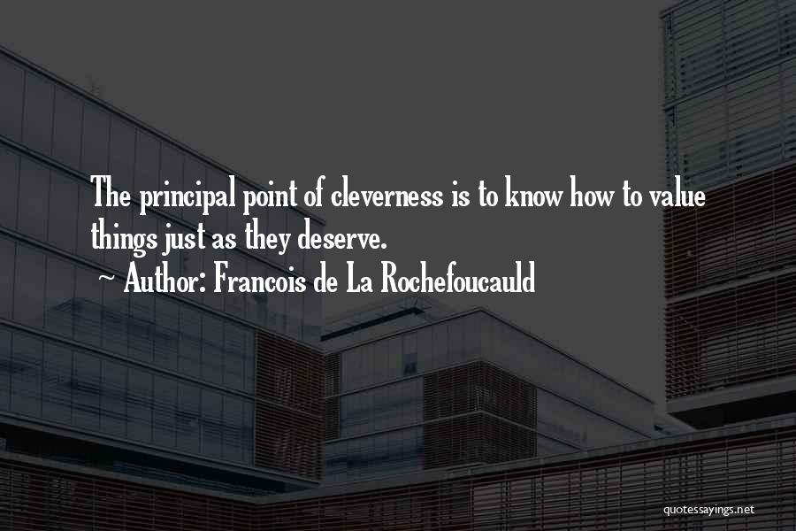 Francois De La Rochefoucauld Quotes 664129