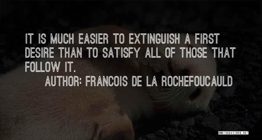 Francois De La Rochefoucauld Quotes 677277