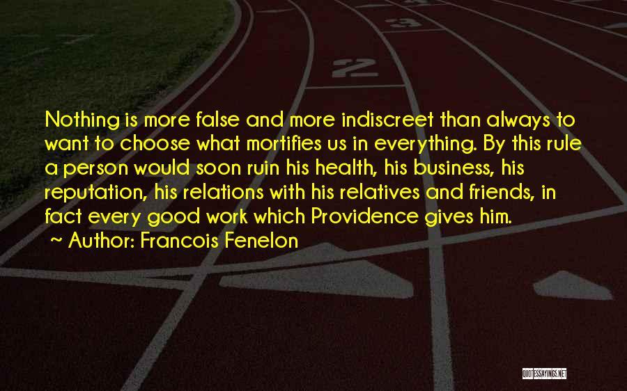 Francois Fenelon Quotes 309234