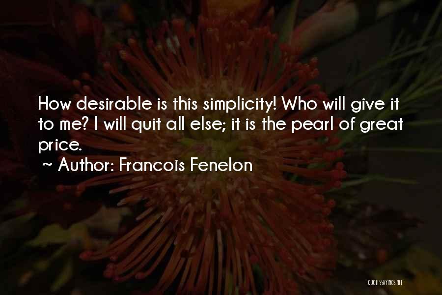 Francois Fenelon Quotes 368707