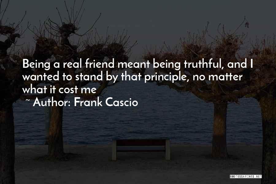 Frank Cascio Quotes 1934769