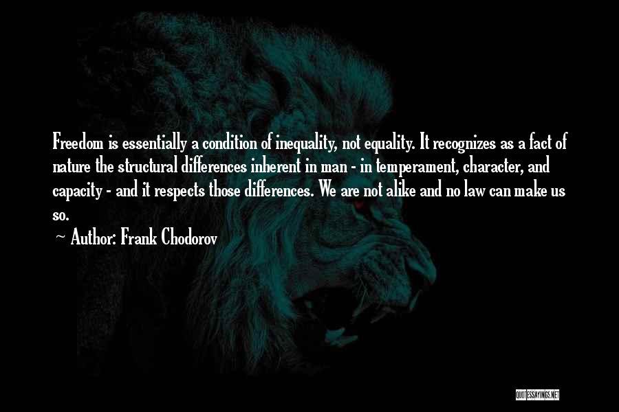 Frank Chodorov Quotes 1609898