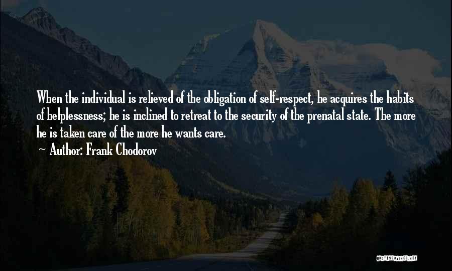 Frank Chodorov Quotes 1679286