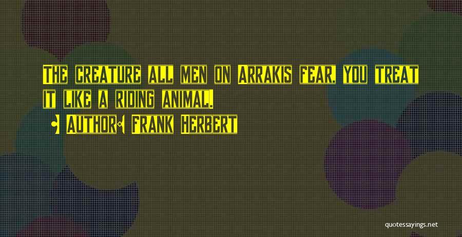 Frank Herbert Quotes 1009376