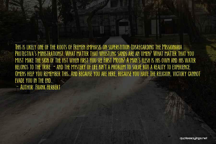 Frank Herbert Quotes 1031058