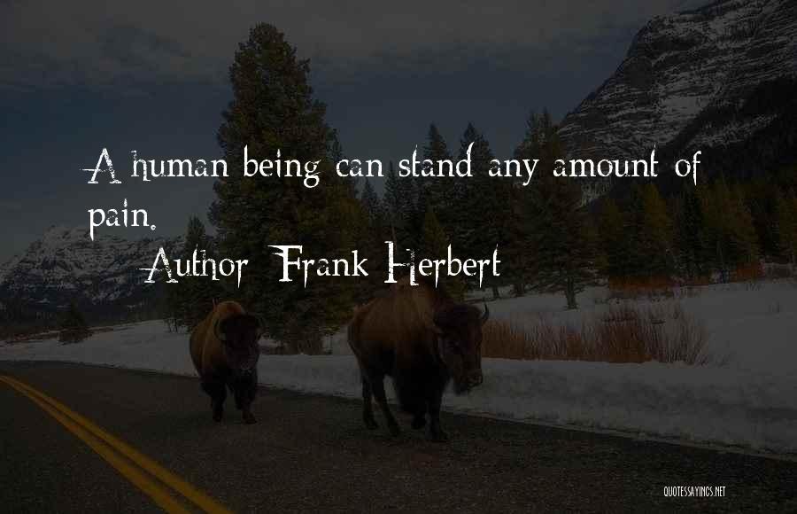 Frank Herbert Quotes 1096697