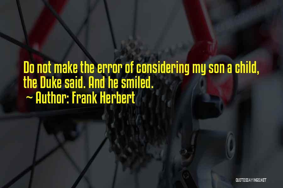 Frank Herbert Quotes 1152412