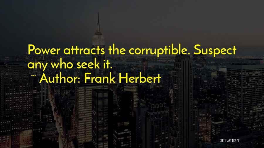Frank Herbert Quotes 1185640