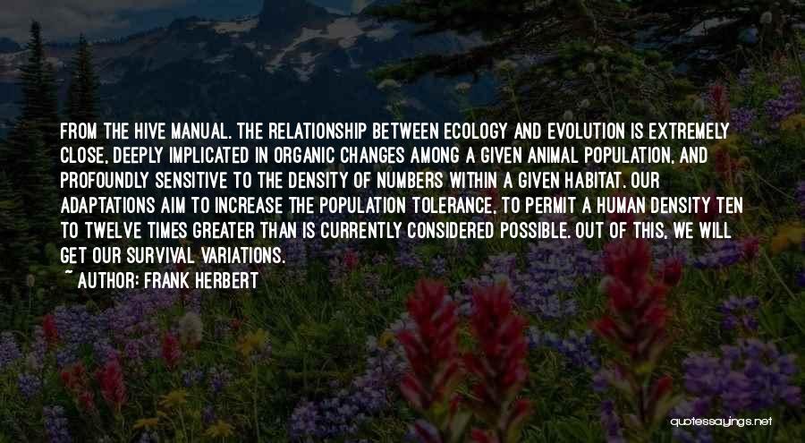 Frank Herbert Quotes 1193451
