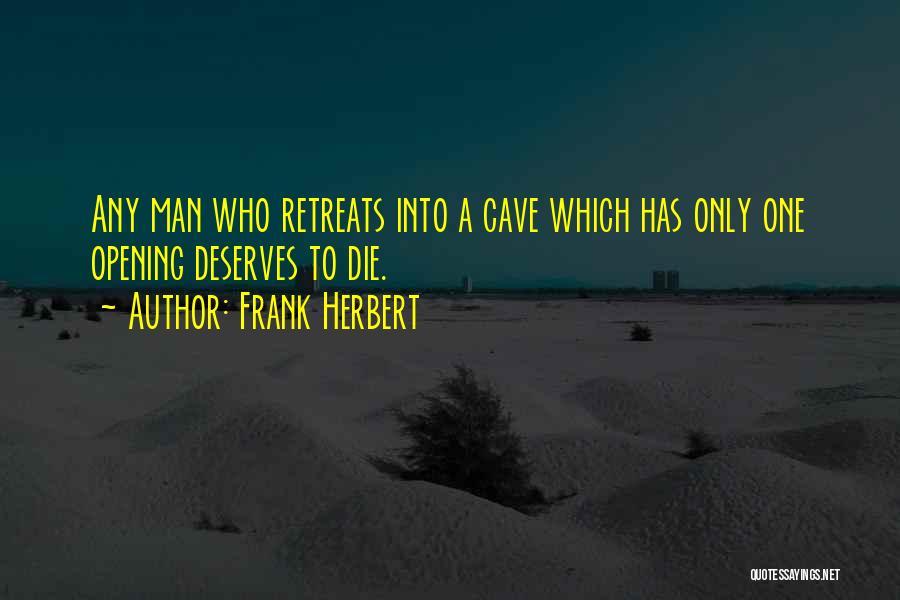 Frank Herbert Quotes 1424402