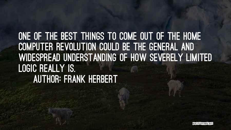 Frank Herbert Quotes 163433
