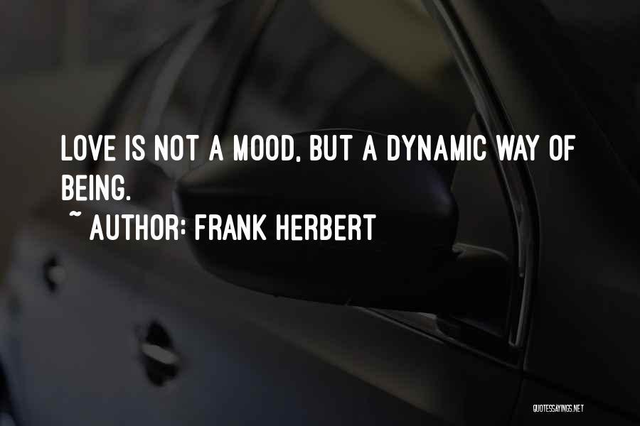 Frank Herbert Quotes 1727467