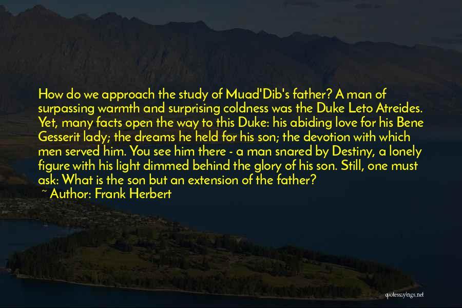 Frank Herbert Quotes 1773132