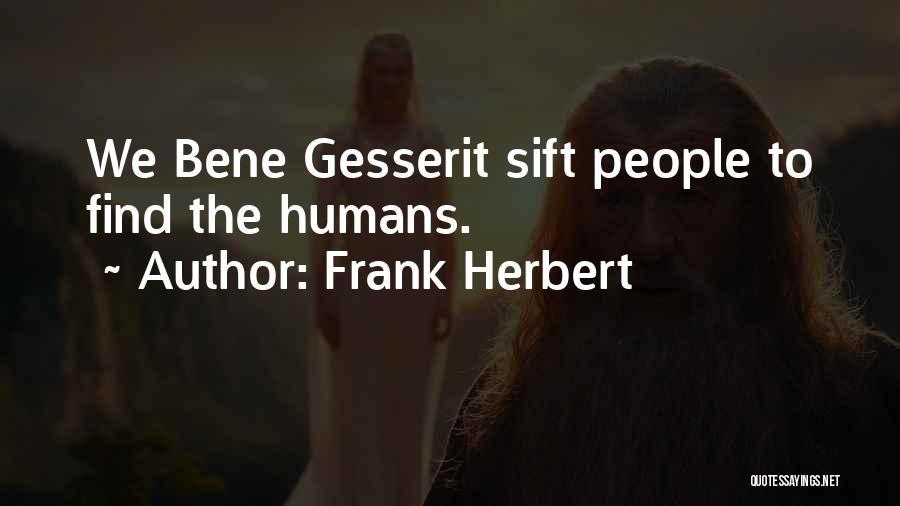 Frank Herbert Quotes 1835151
