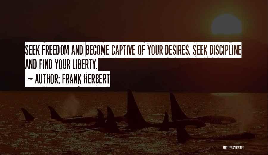 Frank Herbert Quotes 413779