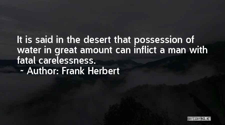 Frank Herbert Quotes 546261