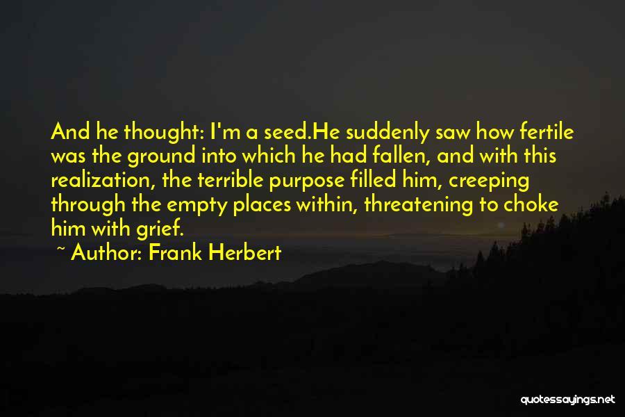Frank Herbert Quotes 550512
