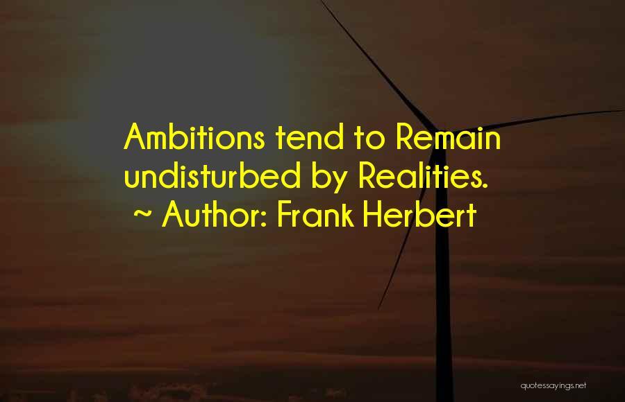 Frank Herbert Quotes 707522