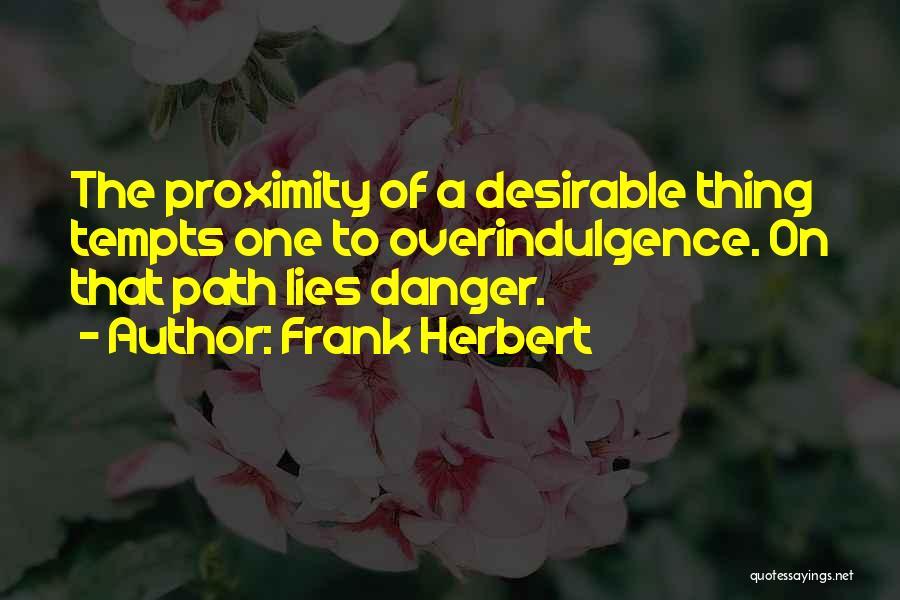 Frank Herbert Quotes 881544
