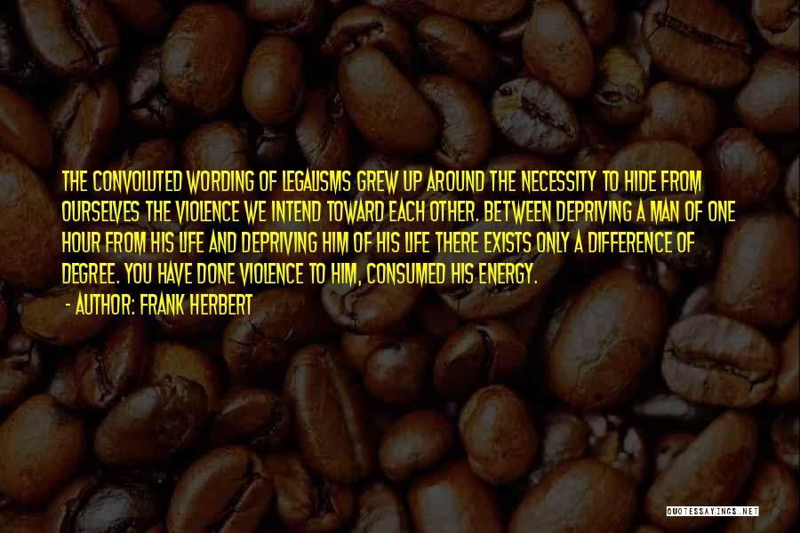Frank Herbert Quotes 972174