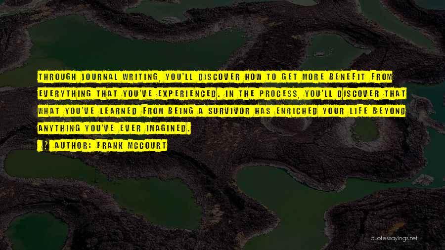 Frank McCourt Quotes 1002346