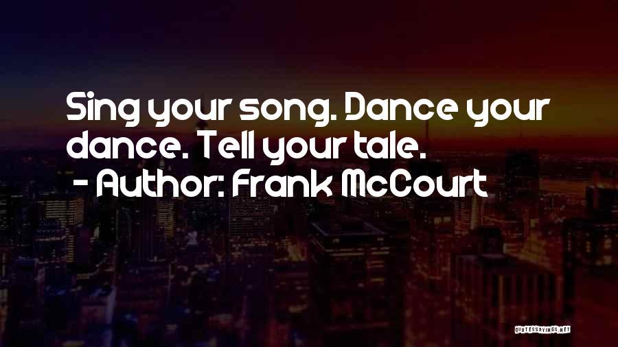 Frank McCourt Quotes 1094309