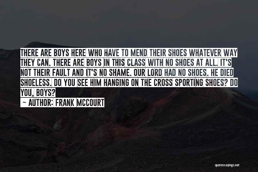 Frank McCourt Quotes 1228473