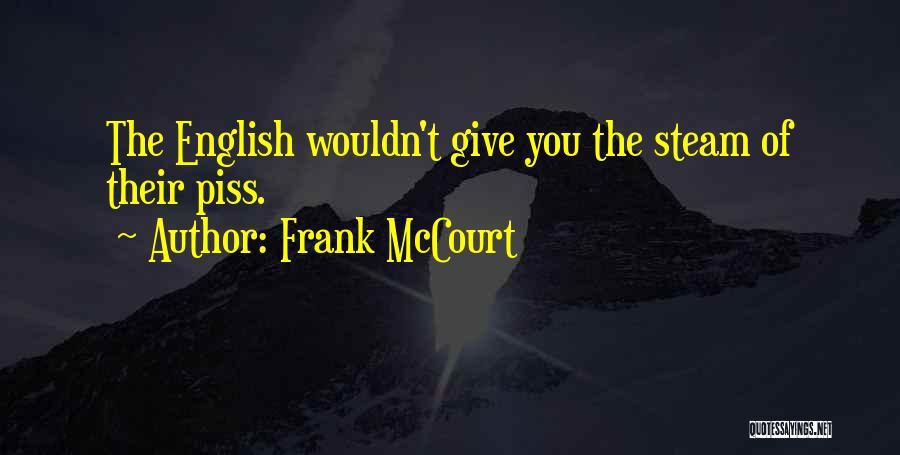 Frank McCourt Quotes 1515656